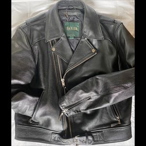 Danier Leather Classic Motorcycle Jacket L (40-42)